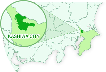 Kashiwa City
